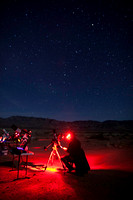 Astrophotography at Painted Pony Resort, near Rodeo New Mexico - Photo Credit: Ken From - March 2014