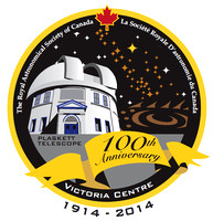 1914-2014 - 100th Anniversary of the Plaskett Telecope & The Royal Astronomical Society of Canada - Victoria Centre