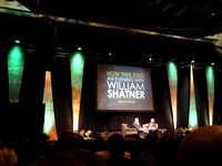 Stage: How Time Flies - An Evening with William Shatner